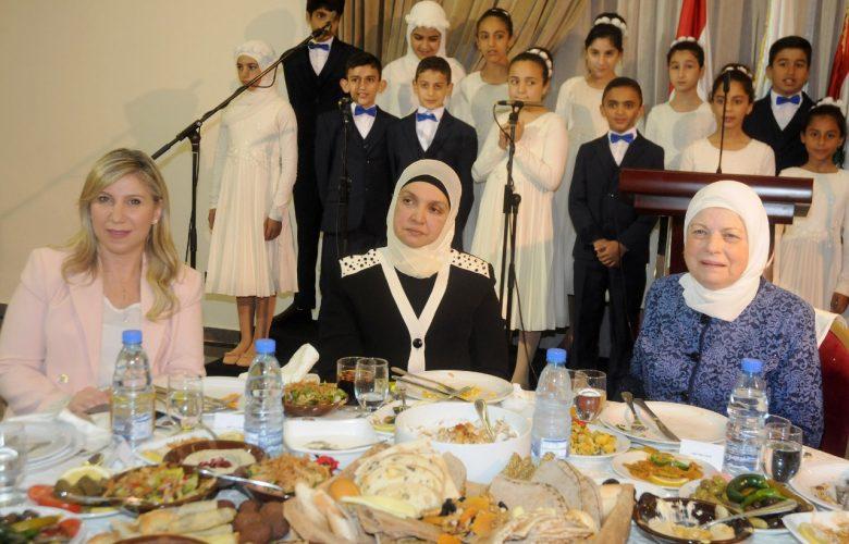الافطار السنوي للمؤسسات الدكتور محمد خالد الاجتماعية